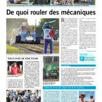 Tracteur Pulling Bernay - Paris-Normandie – 8 juin 2015