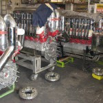 Préparation des moteurs