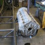 Fixation des moteurs latéraux
