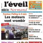 Tracteur Pulling Bernay - L'Eveil Normand - 3 juin 2015