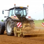 Tracteur Pulling Bernay - Piste 2015